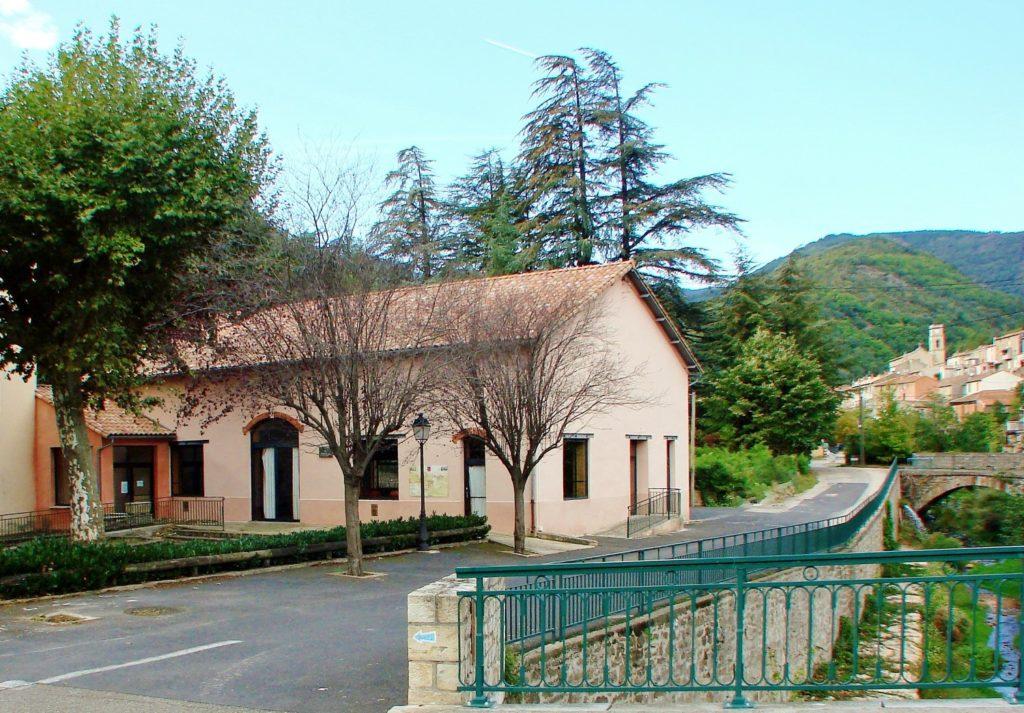 Salle Polyvalente Jean Moulin (34 - Graissessac)