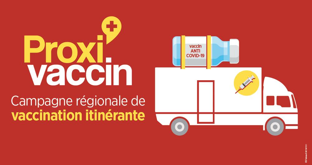 Bilan de la vaccination itinérante du 14 mai