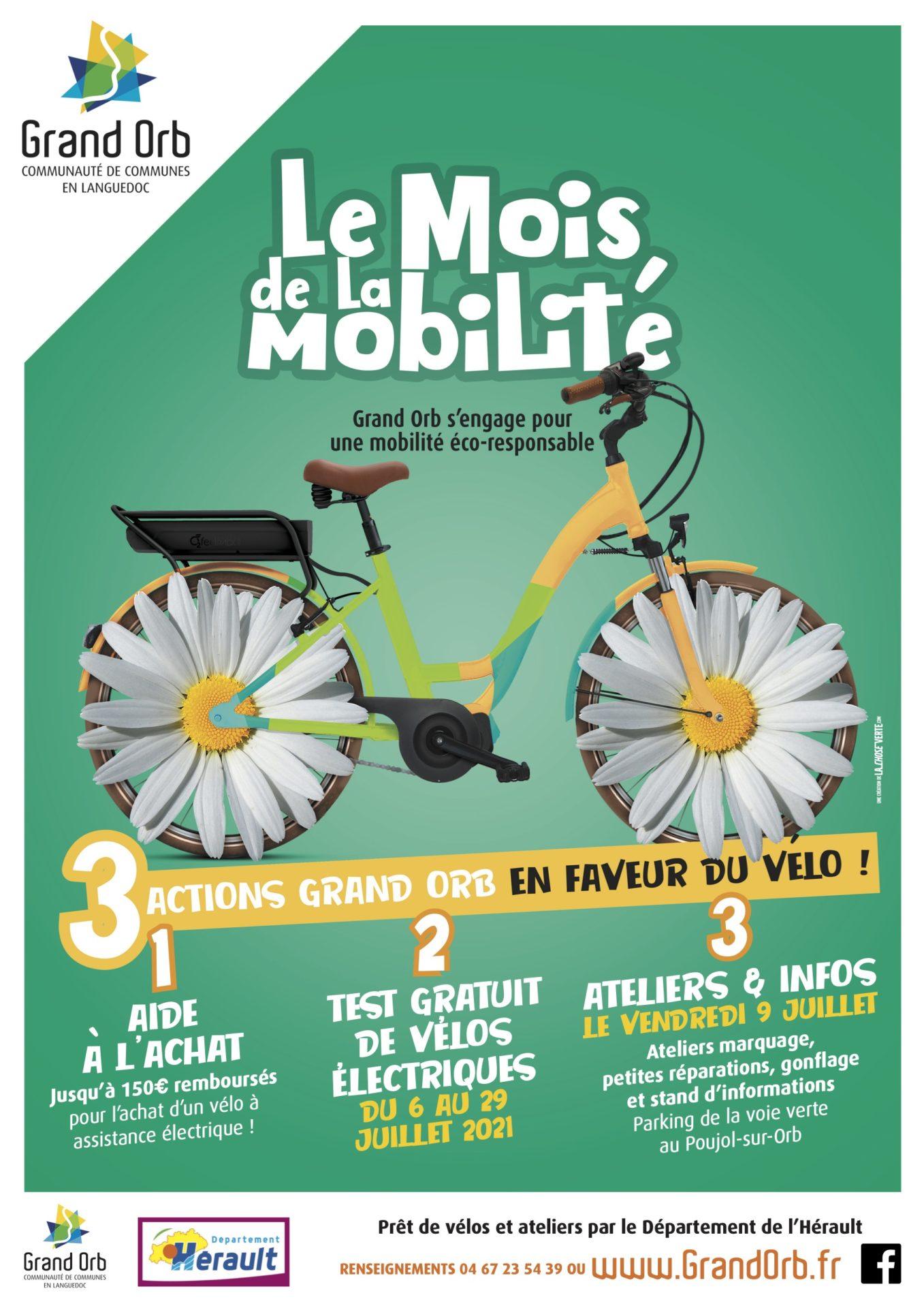 Le mois de la mobilité