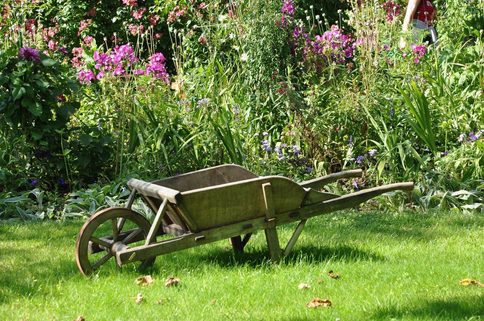 Concours des jardins potagers et d'agrément