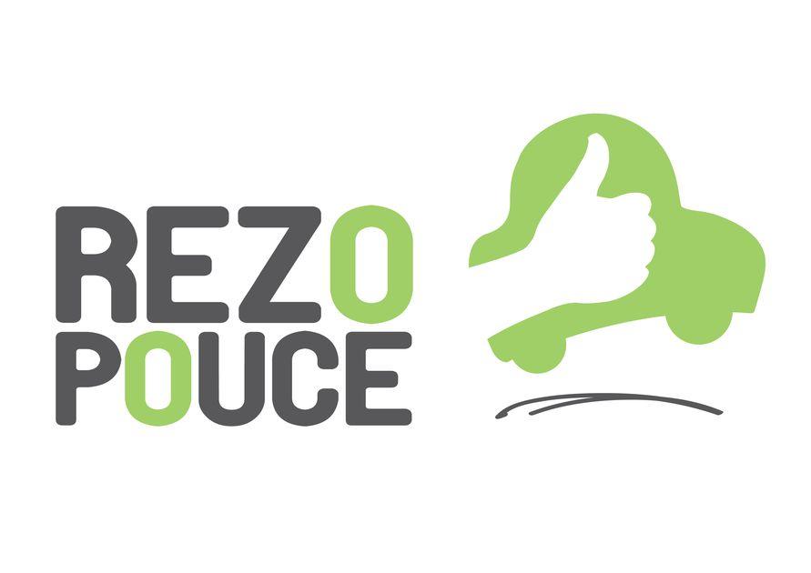 Rézo Pouce: installation d'une borne place Gambetta